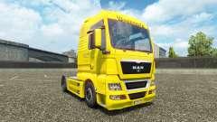 Waberers piel para HOMBRE camiones