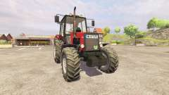 MTZ-1221 Bielorrusia