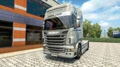 Hartmann Transporte de la piel para Scania camió