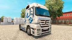 Hartmann Transporte de la piel para camión Merce