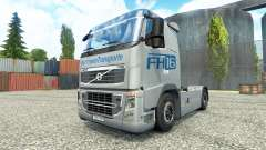 Hartmann Transporte de la piel para camiones Vol