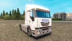 Pema piel para Iveco camión