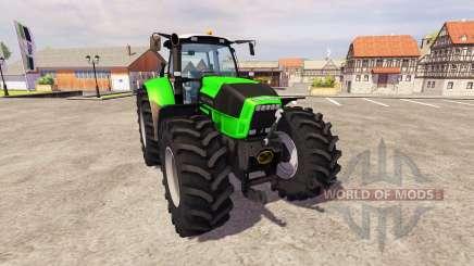 Deutz-Fahr Agrotron X 720 [ploughing spec] para Farming Simulator 2013