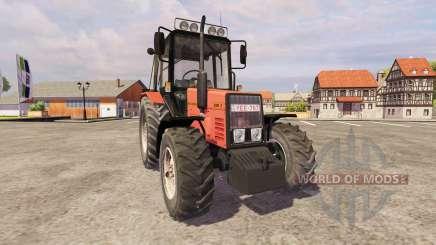 MTZ-892.2 Belarús v1.1 para Farming Simulator 2013