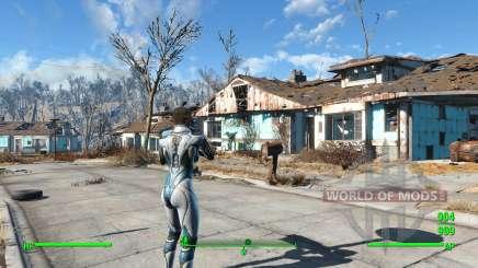 Traje De Kerrigan para Fallout 4