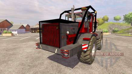 K-701 kirovec [bosque edition] v2.0 para Farming Simulator 2013