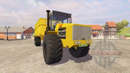 K-744 [dump truck] para Farming Simulator 2013