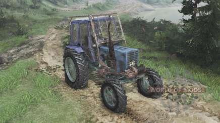MTZ-82 Belarús [08.11.15] para Spin Tires