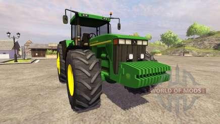 John Deere 8410 v1.1 para Farming Simulator 2013