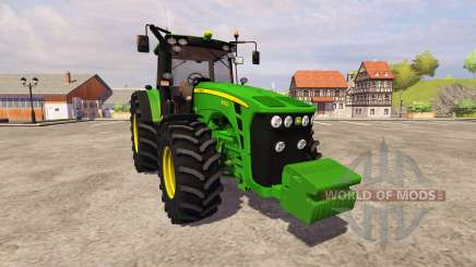 John Deere 8430 para Farming Simulator 2013