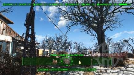Más líneas de energía para Fallout 4