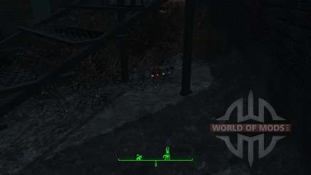 La iluminación de las revistas y hologr para Fallout 4