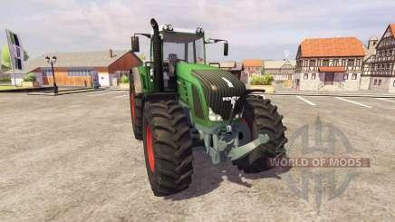 Fendt 936 Vario [pack] v5.1 para Farming Simulator 2013