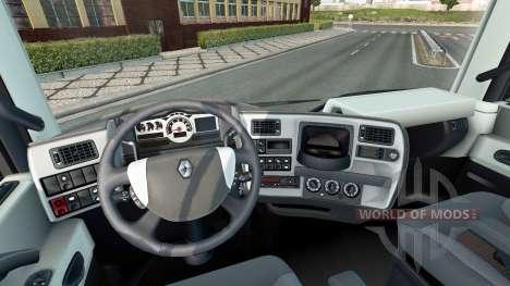 Renault Magnum Legend v7.0 para Euro Truck Simulator 2