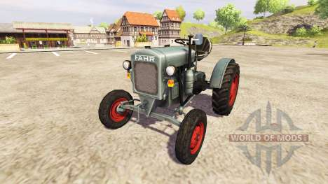 Fahr F22 v0.9 para Farming Simulator 2013