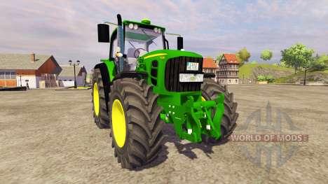 John Deere 7530 Premium FL para Farming Simulator 2013