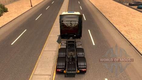 Mercedes Actros 2014 para American Truck Simulator