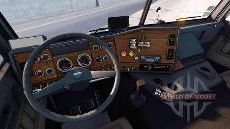Freightliner FLB v1.1 para American Truck Simulator