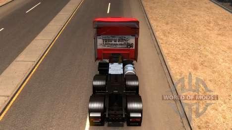 Iveco Strator v2 para American Truck Simulator