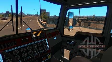 Kenworth T800 para American Truck Simulator