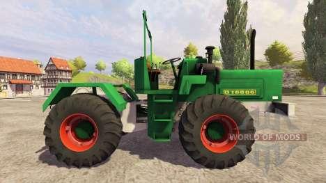 Deutz-Fahr D 16006 v1.5 para Farming Simulator 2013