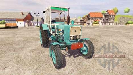 UMZ DE 6КЛ v1.0 para Farming Simulator 2013