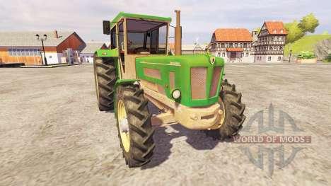 Schluter Super 1050V v2.0 para Farming Simulator 2013