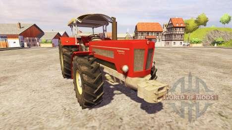Schluter Super 1500 V v2.0 para Farming Simulator 2013