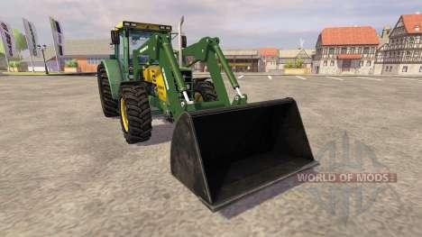 Buhrer 6135A FL para Farming Simulator 2013