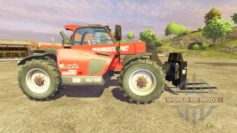 Manitou MLT 735 para Farming Simulator 2013