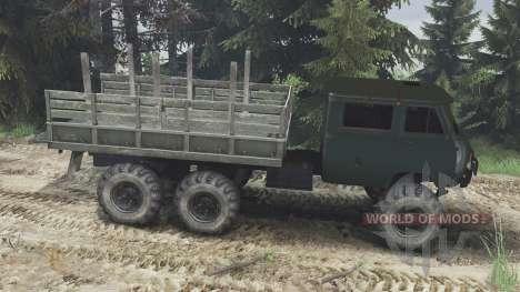 UAZ-32 [25.12.15] para Spin Tires