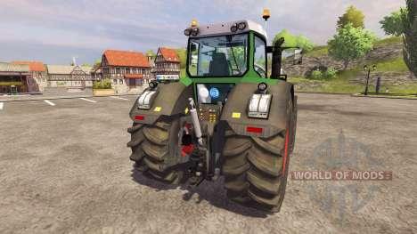 Fendt 933 Vario [pack] para Farming Simulator 2013
