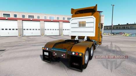 Peterbilt 389 v2.11 para American Truck Simulator