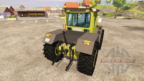 Mercedes-Benz Trac 1800 Intercooler v2.0 para Farming Simulator 2013