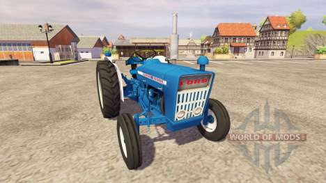 Ford 3000 para Farming Simulator 2013