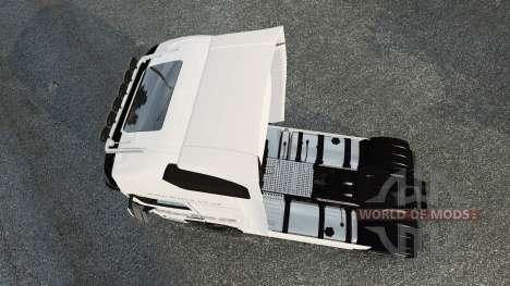 Volvo FH16 2013 [Kelsa] para Euro Truck Simulator 2