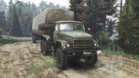 ZIL-137-137Б [25.12.15] para Spin Tires