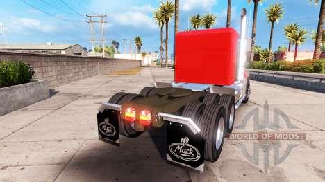 Mack Granite para American Truck Simulator