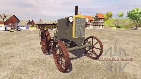 Lizard Type 20 para Farming Simulator 2013
