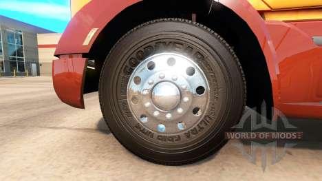 Real neumáticos para American Truck Simulator