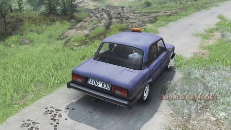 VAZ-2105 [25.12.15] para Spin Tires