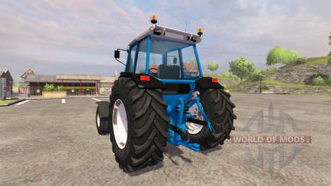 Ford 8630 2WD v4.0 para Farming Simulator 2013