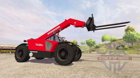 Weidemann T6025 v3.0 para Farming Simulator 2013