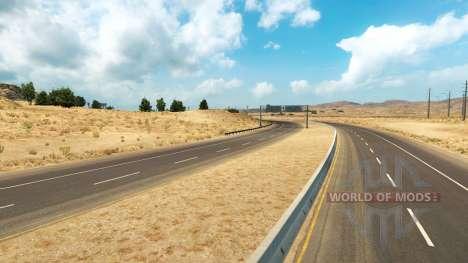 Corrección de Color para American Truck Simulator