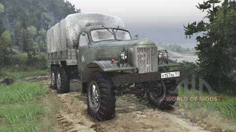 ZIL-157 [08.11.15] para Spin Tires