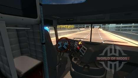 RTA Kenworth K200 para American Truck Simulator