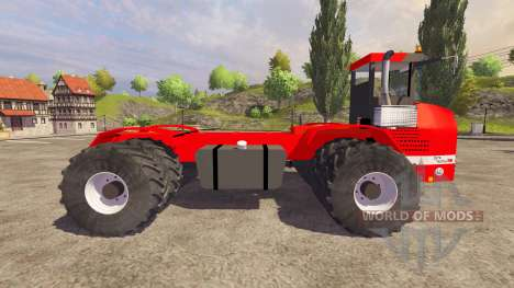 Holmer Terra Variant 500 v1.8 para Farming Simulator 2013