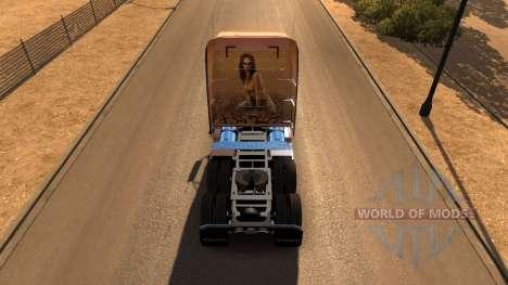 Volvo VNL 780 V para American Truck Simulator