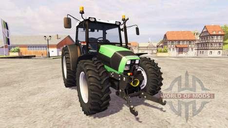 Deutz-Fahr Agrofarm 430 TTV para Farming Simulator 2013