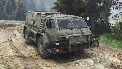 GAZ-3937 [25.12.15] para Spin Tires
